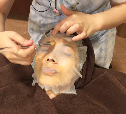 ビタミンA導入 マスクシート